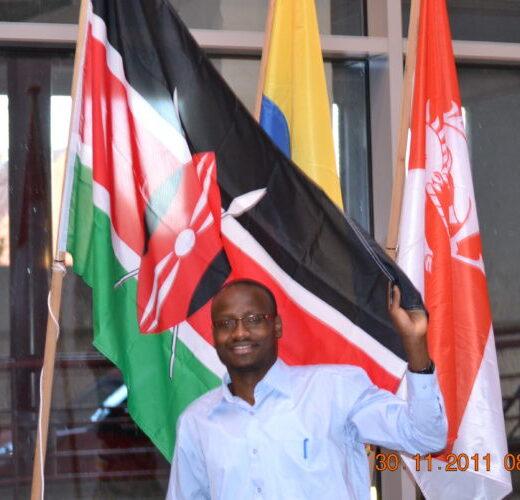 Dr. Chris Barasa