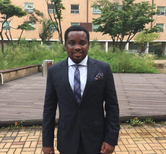 Dr. Dan Yedu Quansah