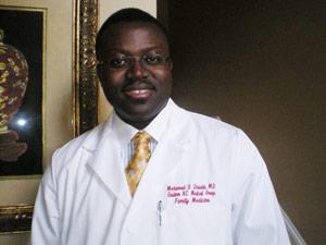 Dr Mohamed Dauda