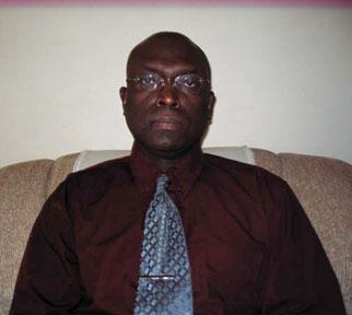 Mr. Desmond Macauley