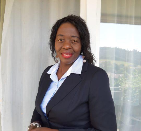 Mrs. Doreen Bieri nee Ngafor