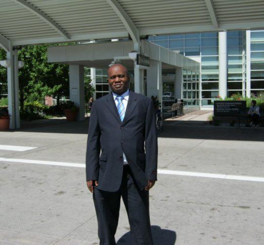 Dr. Yassa Pierre
