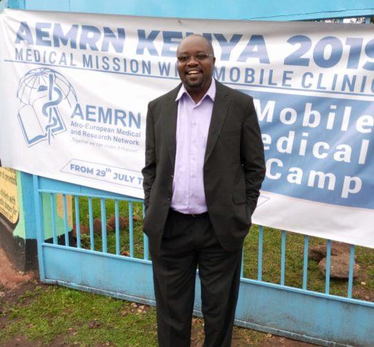 Dr. Geoffrey Kasembeli