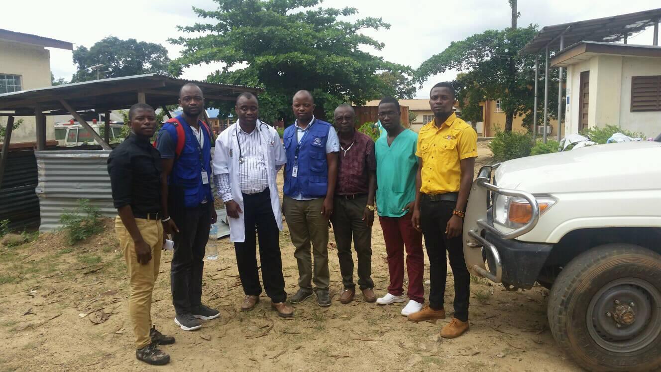 Mobile Clinics Kailahun District Sierra Leone 2018